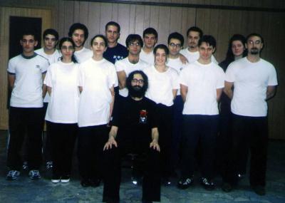 SiFu Guido Schioppa (1999, Allievi, Caserta)
