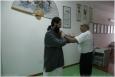 Wing Chun Kuen Kung Fu Caserta, Seminario di Formazione (dicembre 2014)