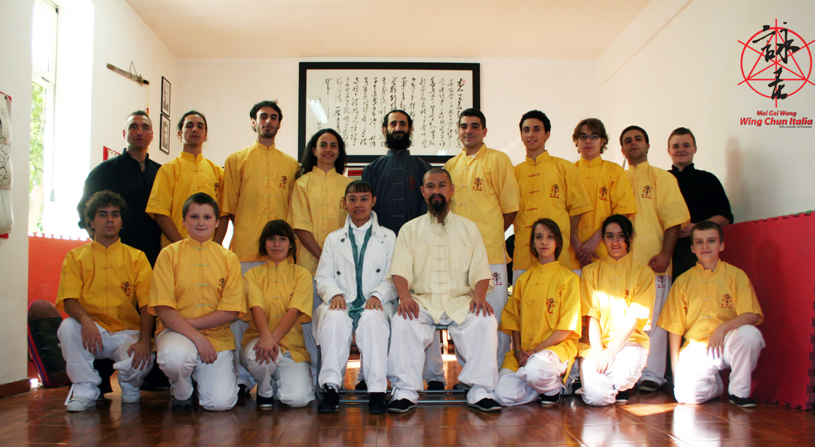 Wing Chun Kuen Caserta (Italia, 2009)