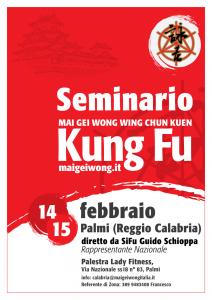 I° Seminario Mai Gei Wong Calabria @ Palestra Lady Fitness | Palmi | Calabria | Italia