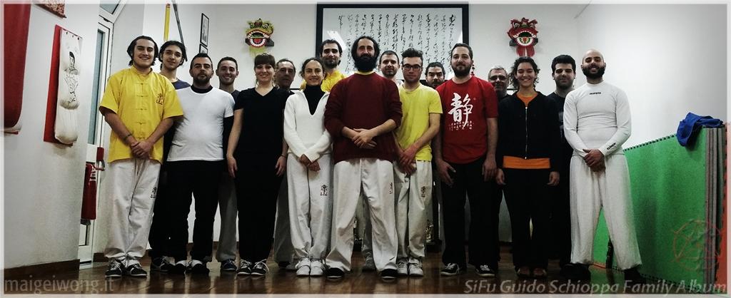 Mai Gei Wong Wing Chun Kung Fu Caserta