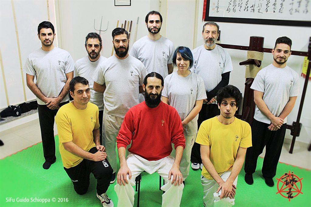 Wing Chun Kung Fu Caserta - Istruttori