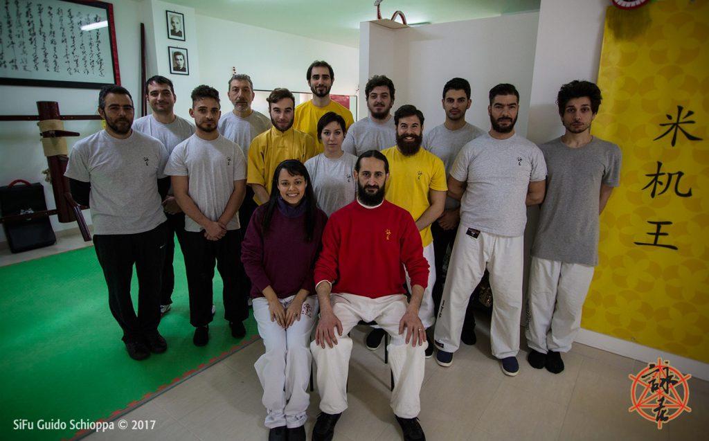 Wing Chun Kung Fu Italia Istruttori