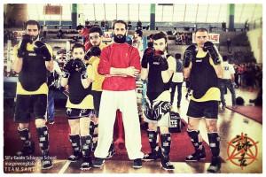 Wing Chun Kung Fu Caserta -GRUPPO SANDA APRILE 2016