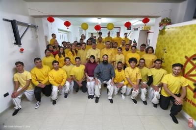 Mai Gei Wong Wing Chun Kung Fu Italia