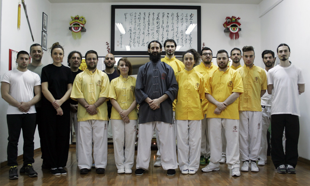 Wing Chun Kung Fu Caserta, Italia (Mai Gei Wong)